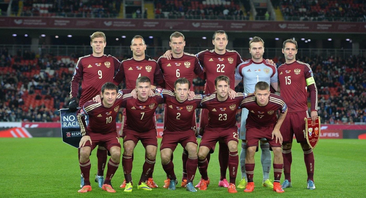 Фото сборной России по футболу (16)