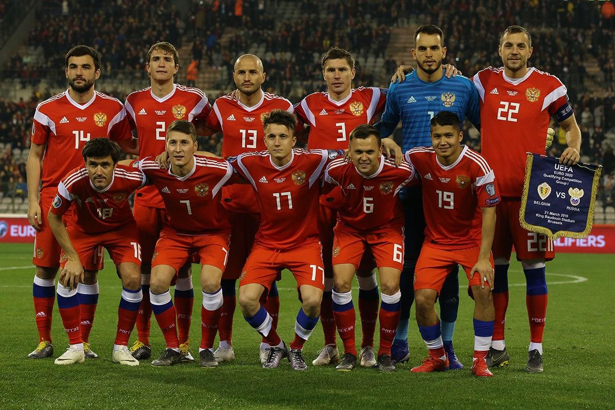 Фото сборной России по футболу (17)