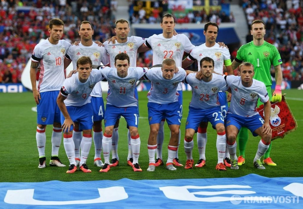 Фото сборной России по футболу (2)