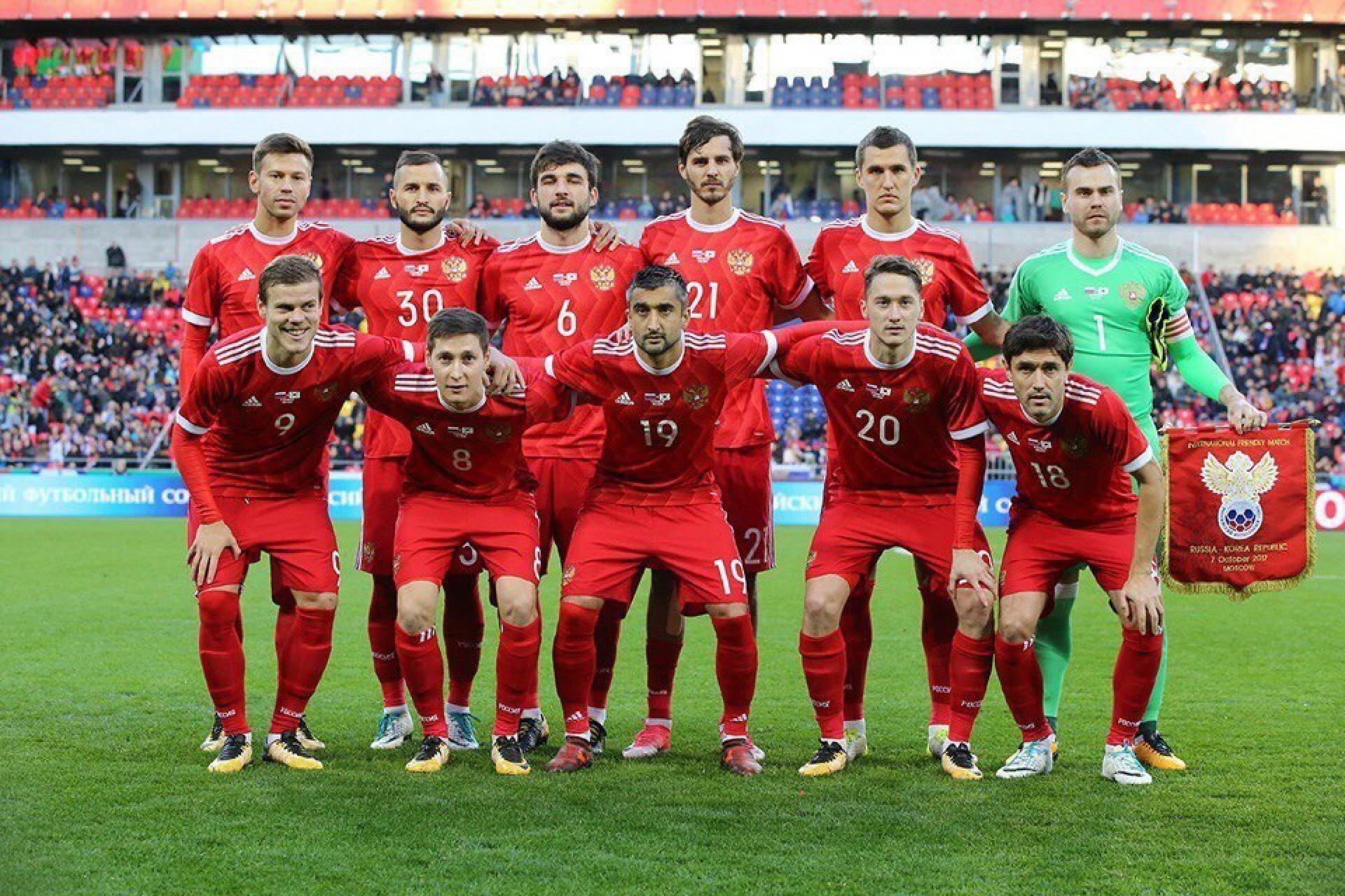 Фото сборной России по футболу (6)