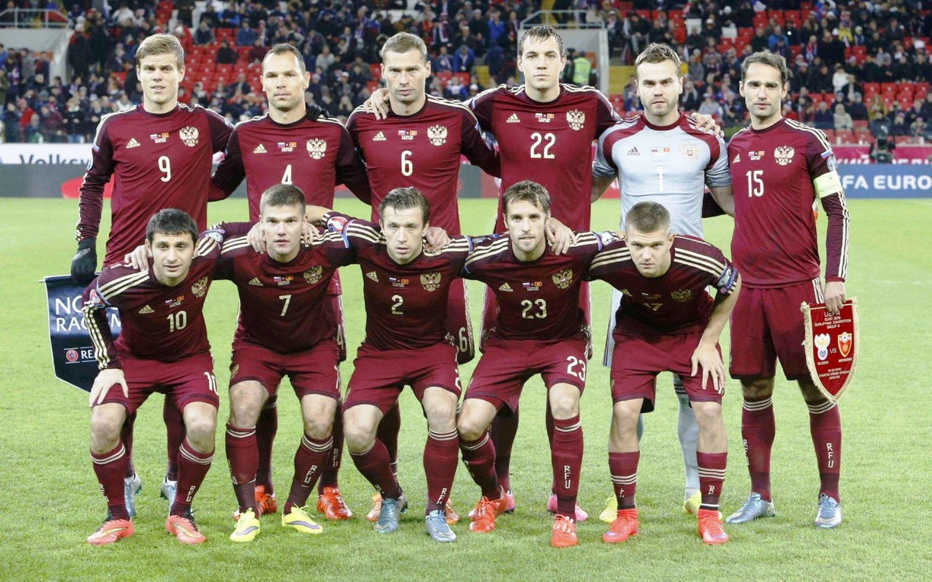 Фото сборной России по футболу (7)