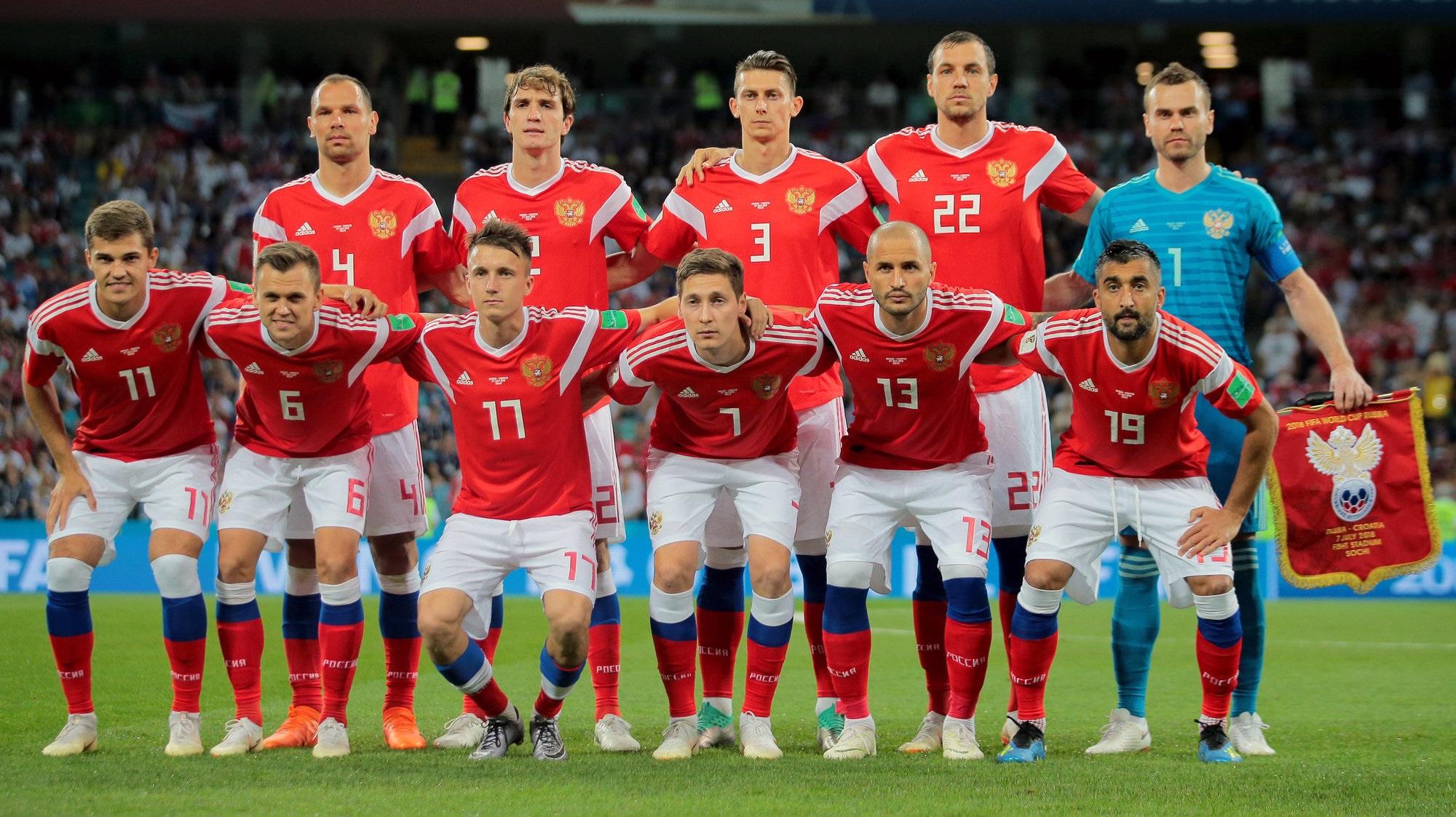 Фото сборной России по футболу (8)