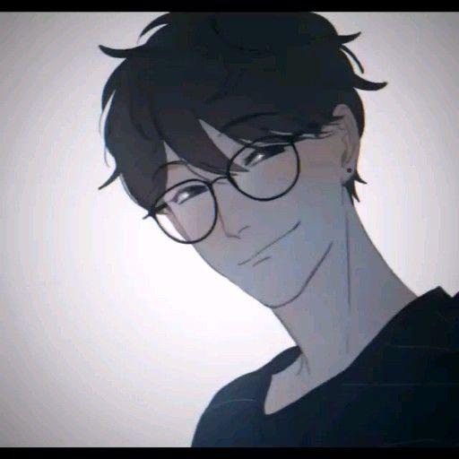 Черно-белые грустные картинки из аниме (32)