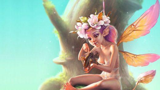 Что символизируют феи
