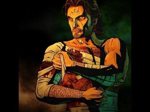 The Wolf Among Us красивые арт картинки (4)