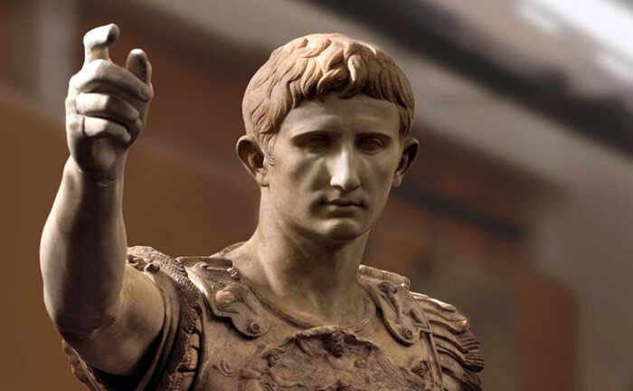 Август Цезарь 1