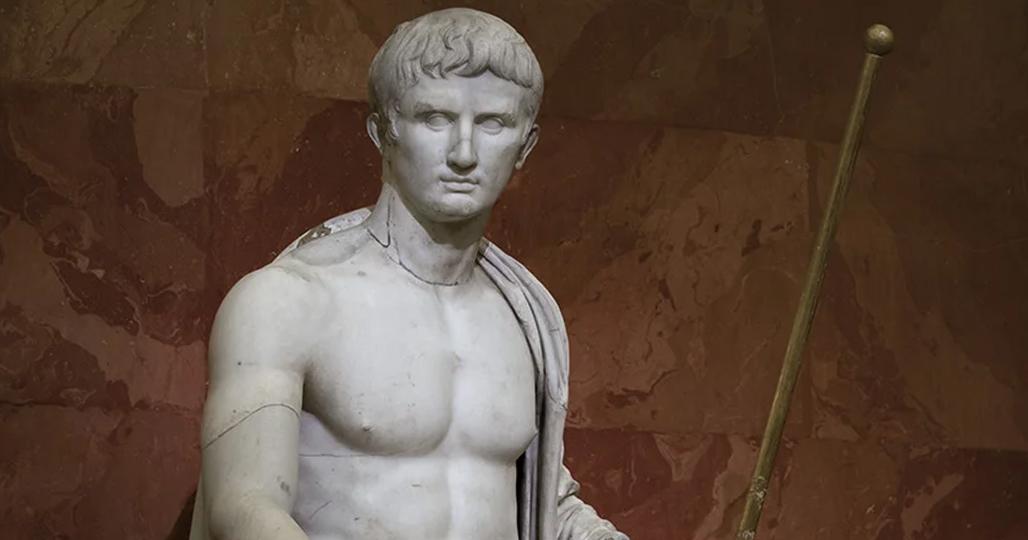 Август Цезарь 2