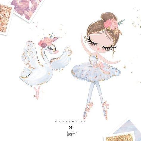 Балерина рисунок для детей (22)