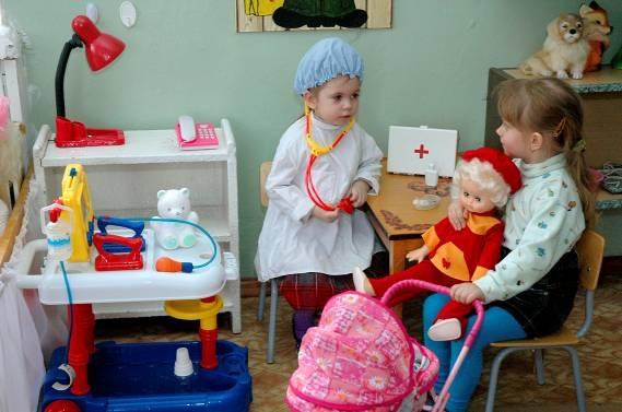 Больница картинка для детского сада (4)