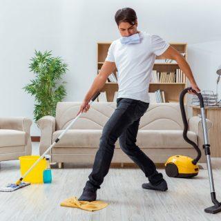 Должны ли мужья помогать по дому женщинам