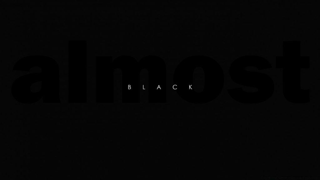 Заставки на рабочий стол черные (14)