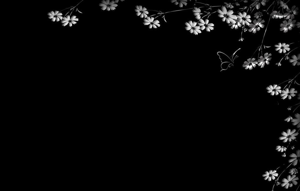 Заставки на рабочий стол черные (15)