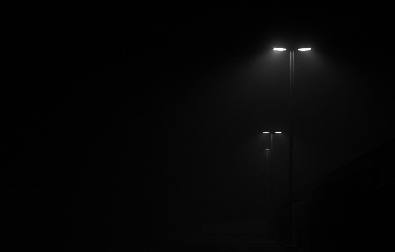 Заставки на рабочий стол черные (20)