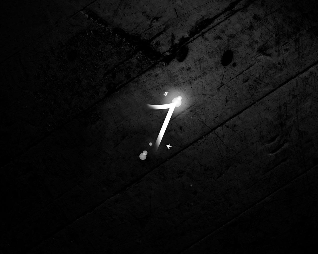 Заставки на рабочий стол черные (6)