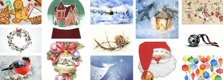 Зима класс 3 рисунки подборка (12)