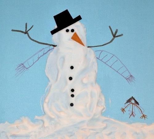 Зима класс 3 рисунки подборка (18)