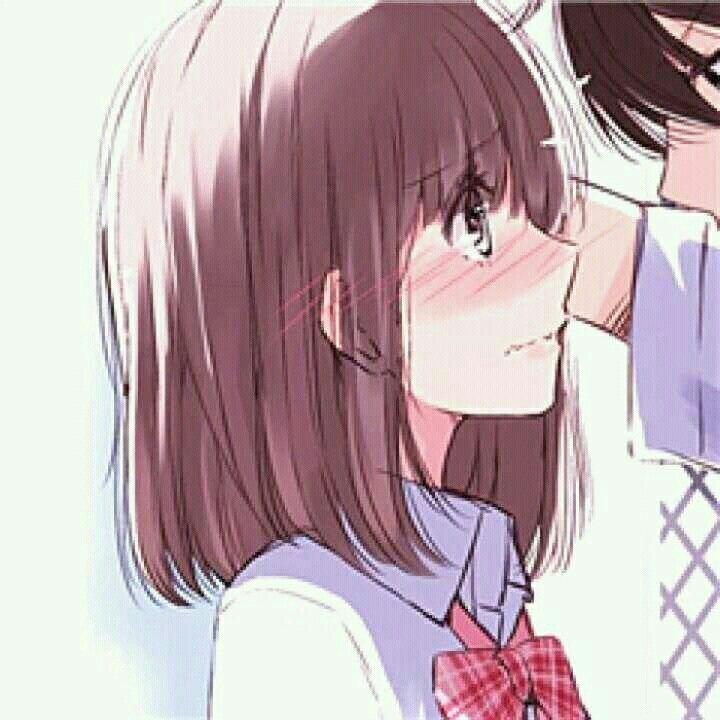 Картинки аниме на аву влюбленные (8)