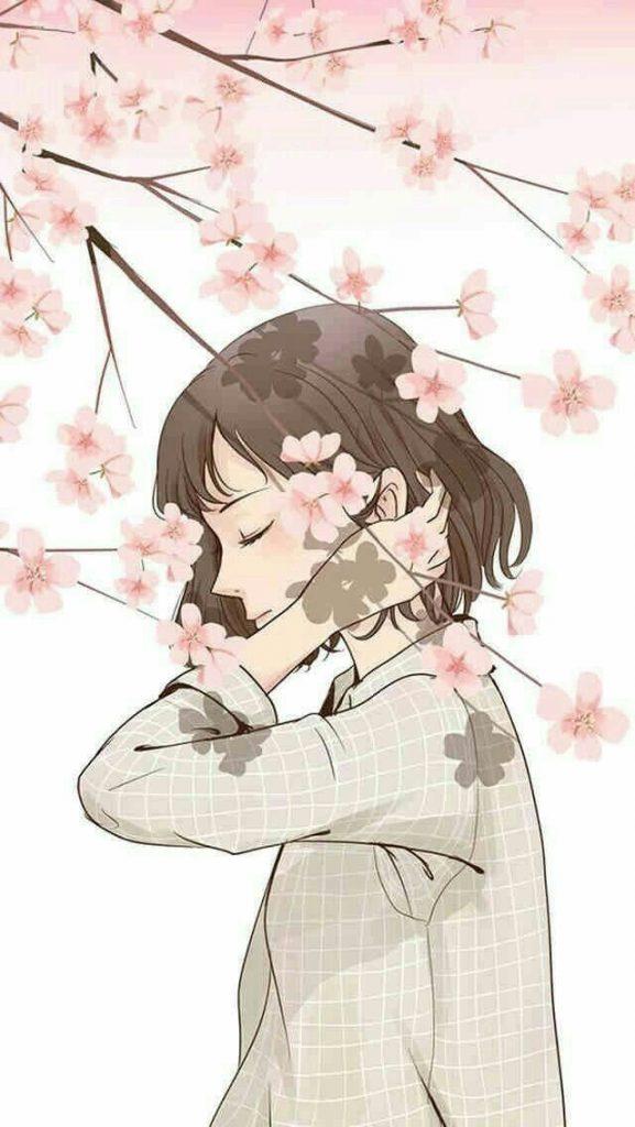 Картинки аниме на аву влюбленные (9)