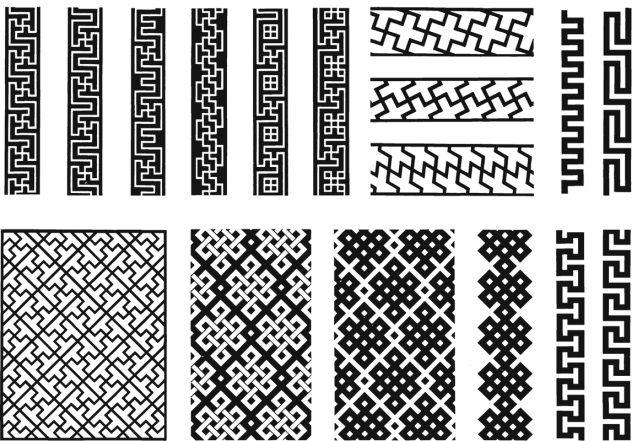 Картинки башкирские узоры и орнаменты (10)