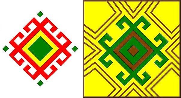 Картинки башкирские узоры и орнаменты (2)