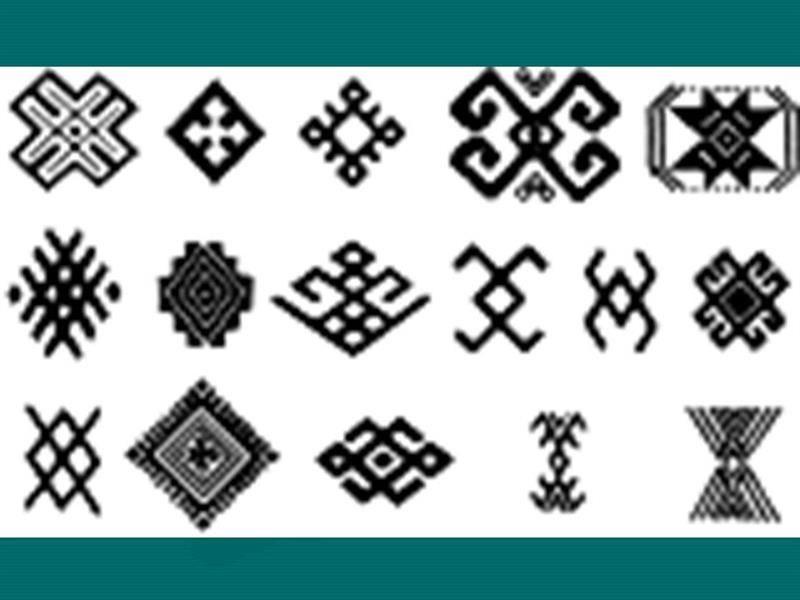 Картинки башкирские узоры и орнаменты (4)