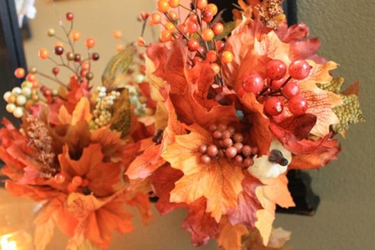 Картинки букет осенних листьев (16)
