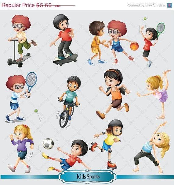 Картинки видов спорта для детей (3)