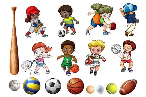 Картинки видов спорта для детей (9)
