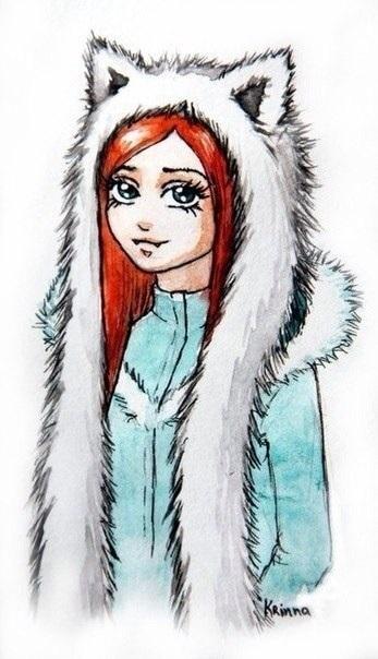 Картинки для срисовки для 9 лет для девочек (13)