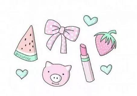 Картинки для срисовки для 9 лет для девочек (4)