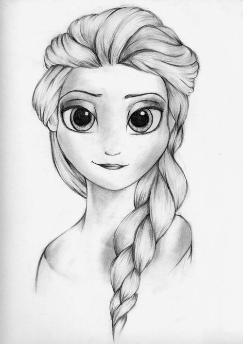 Картинки для срисовки 12 лет для девочек (1)