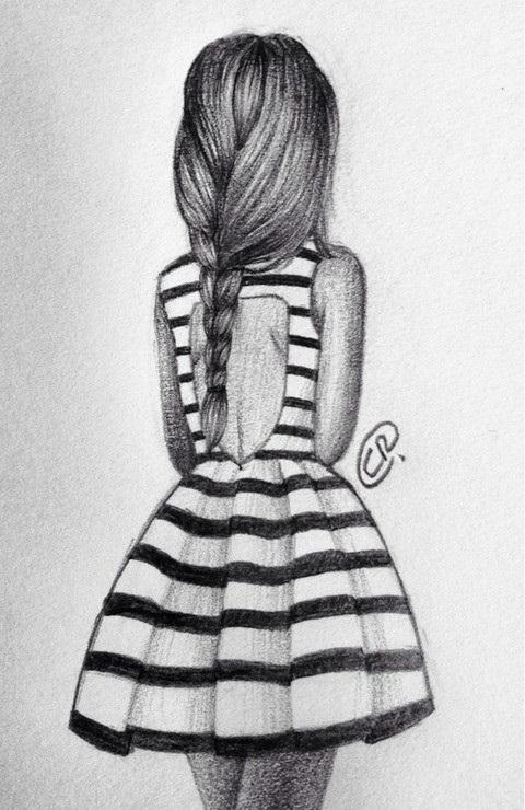 Картинки для срисовки 12 лет для девочек (20)