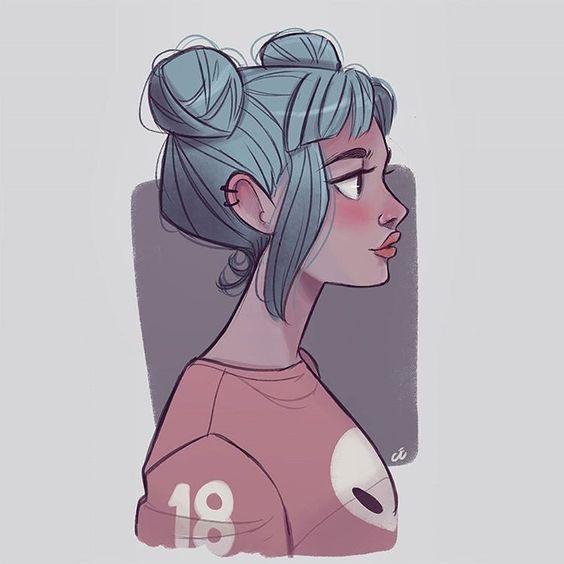 Картинки для срисовки 12 лет для девочек (4)