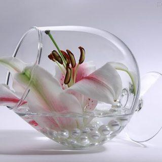 Картинки доброе утро лилии (4)