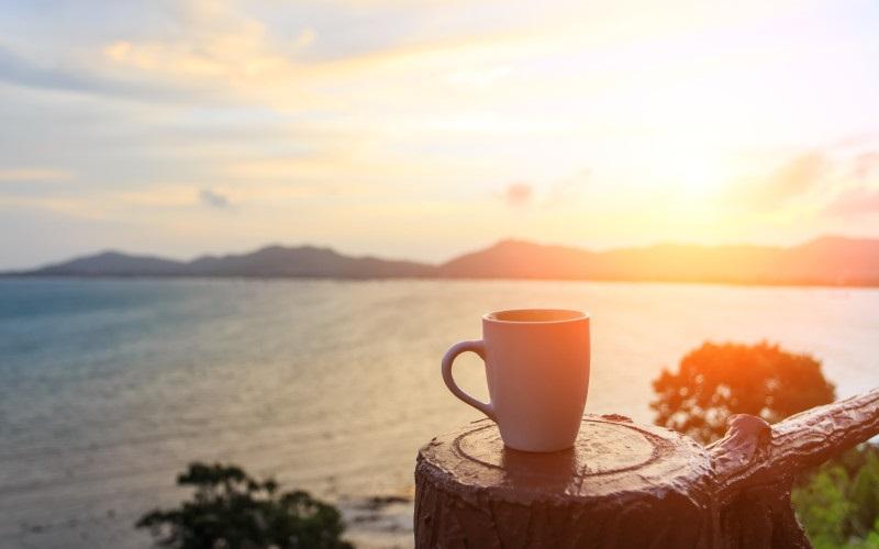 Картинки доброе утро море (33)