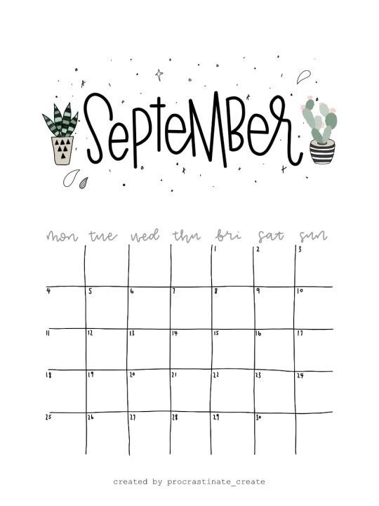 Картинки календарь тумблер 2020 (5)