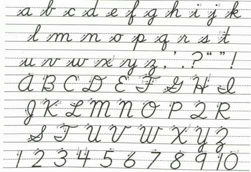 Картинки каллиграфия на английском (19)