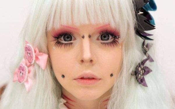 Картинки косплей макияж аниме (15)