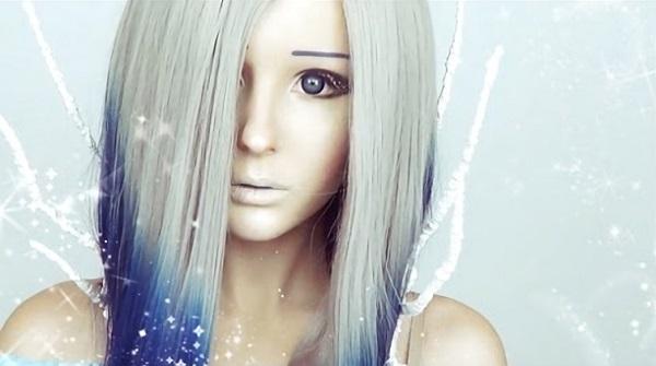 Картинки косплей макияж аниме (19)