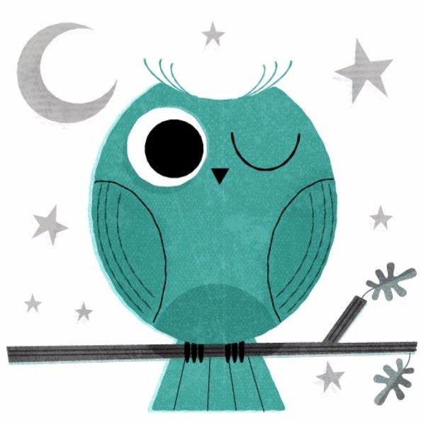 Картинки сова для срисовки (11)