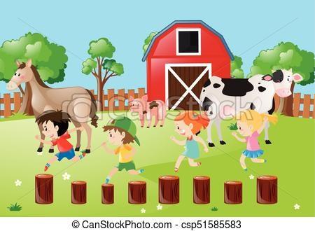 Картинки ферма для детей (10)