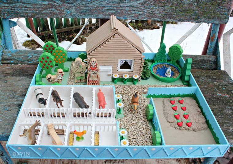 Картинки ферма для детей (11)