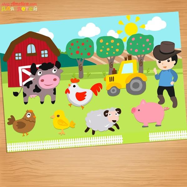 Картинки ферма для детей (20)