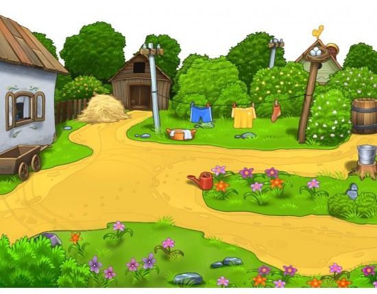Картинки ферма для детей (21)