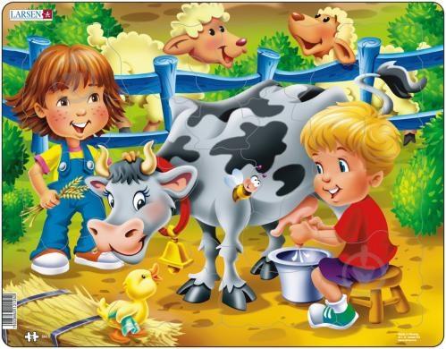 Картинки ферма для детей (4)