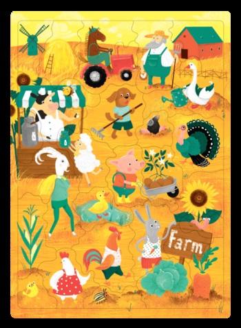 Картинки ферма для детей (5)