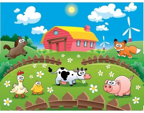 Картинки ферма для детей (6)