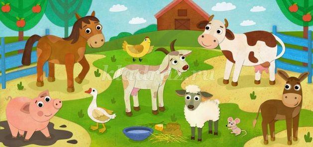 Картинки ферма для детей (8)