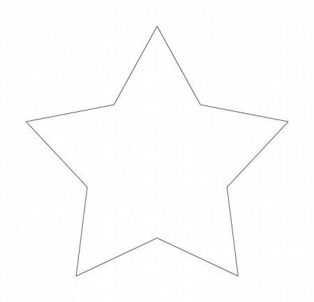 Картинки шаблоны звезды (19)