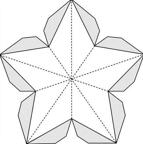 Картинки шаблоны звезды (2)